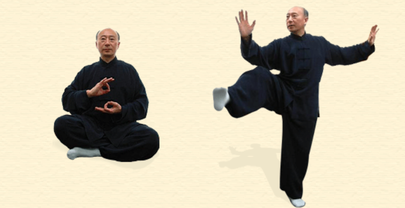 qigong is generally put under two major categories: static qi-gong lays emphasis on motionless meditation; dynamic qi-gong involves constant movement of the limbs and body