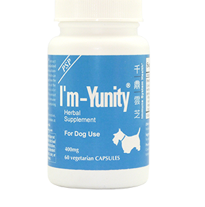 I'm-Yunity® for Dogs (60 capsules)